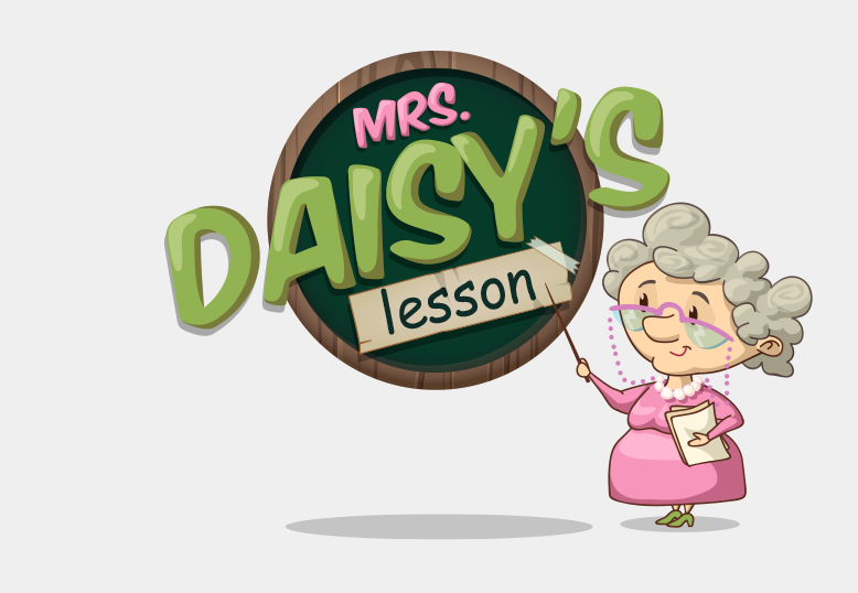 Mrs. Daisy's Lesson